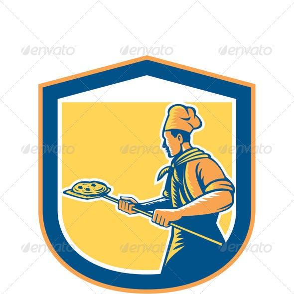 Pizza Maker Shield