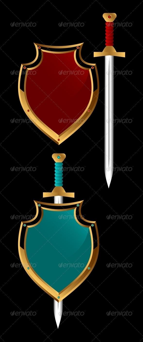 Ancient Weapon - Vectors