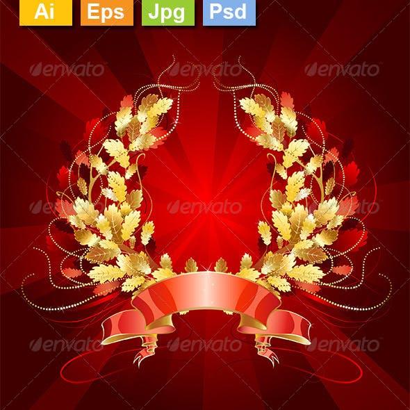 Oak Wreaths