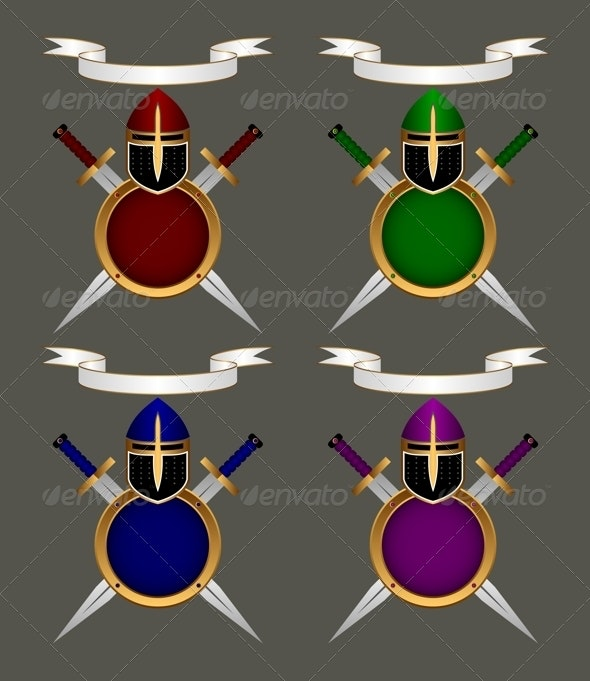 Armor Knight Set - Decorative Symbols Decorative