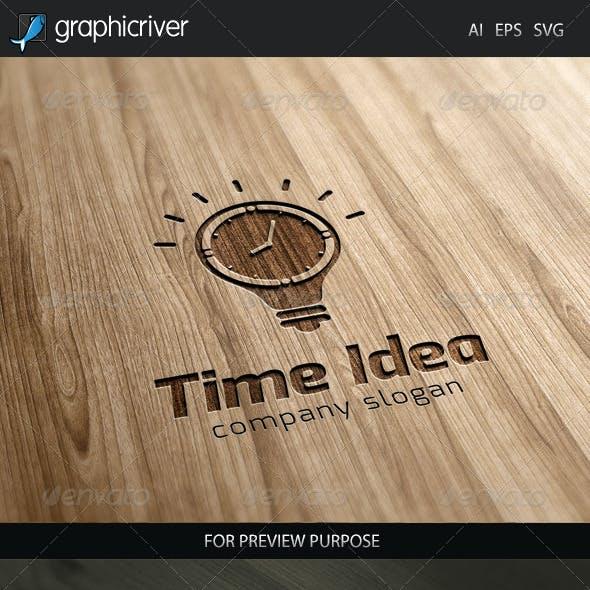 Time Idea Logo