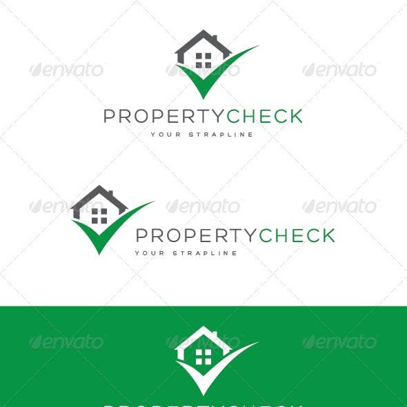 Property Check Logo