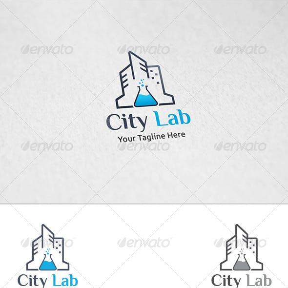 City Lab - Logo Template
