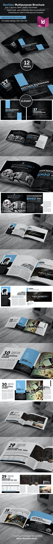 NextGen Multipurpose Brochure Template - Informational Brochures