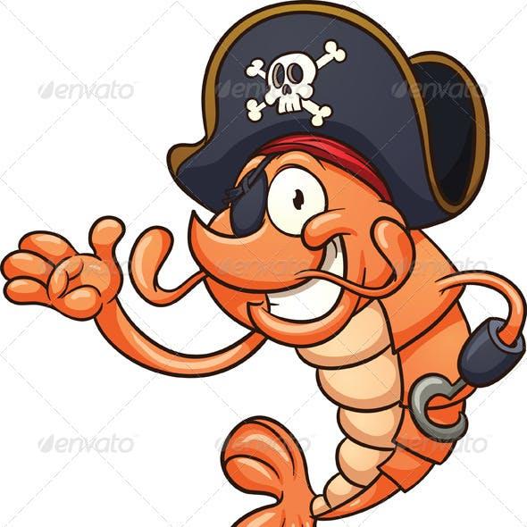 Pirate Shrimp