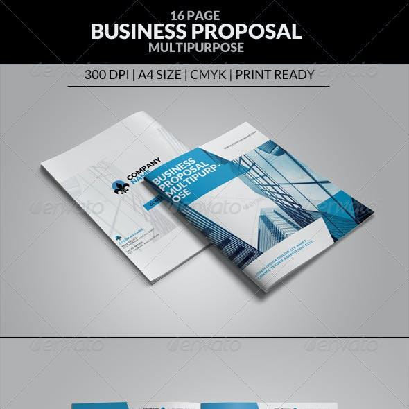 Business Proposal : Multipurpose