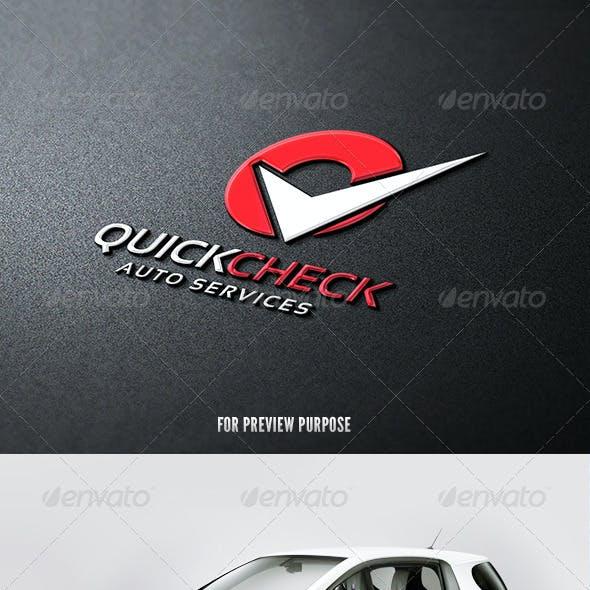 Quick Check Auto Services
