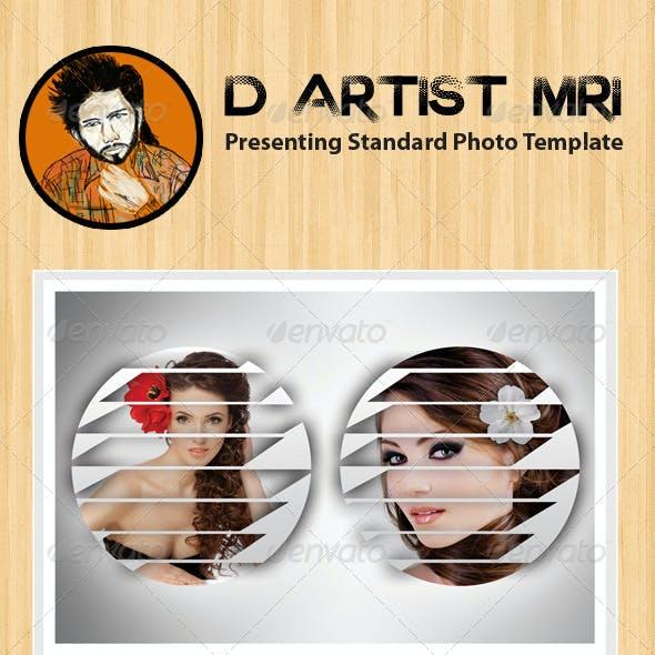 Standard Photo Template
