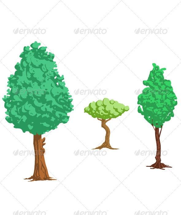 Trees - Nature Conceptual