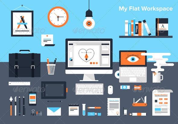 Designer Workplace - Media Technology