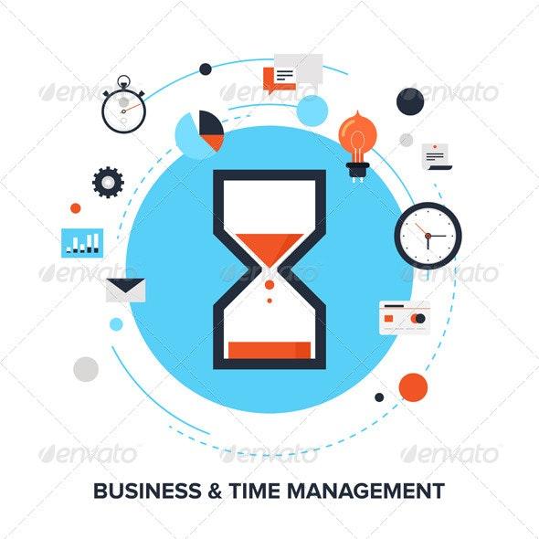 Time Management - Concepts Business