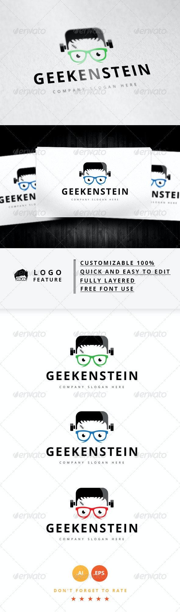 Geek Logo V.6 - Logo Templates