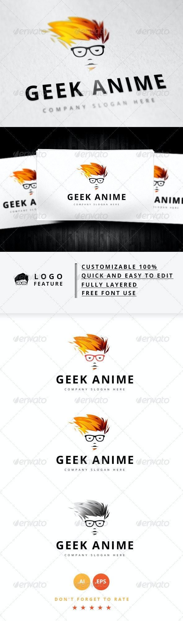 Geek Logo V.7 - Logo Templates