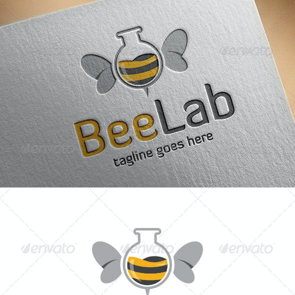 Bee Lab Logo