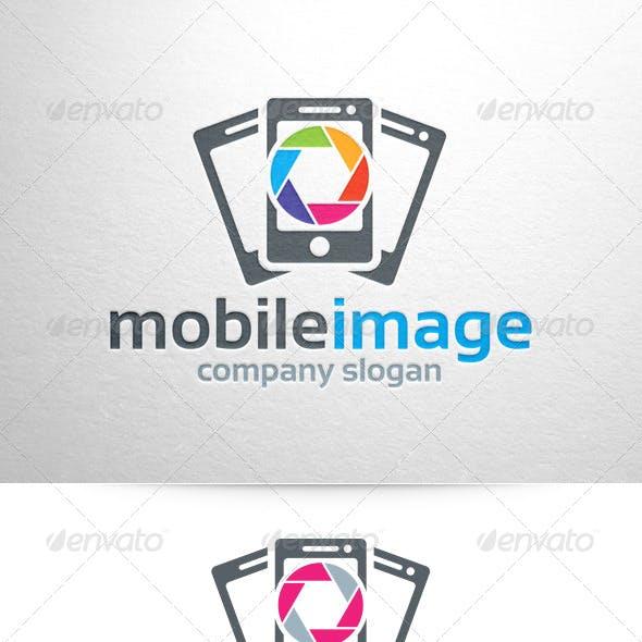 Mobile Image Logo Template