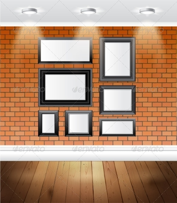 Gallery Interior - Backgrounds Business