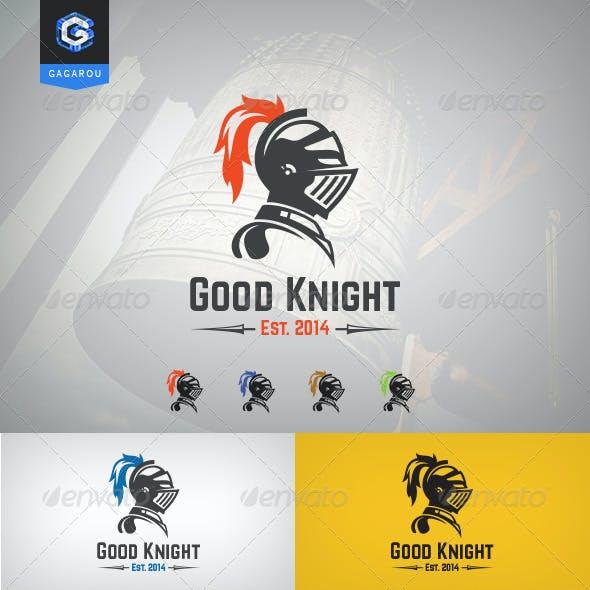 Good Knight logo