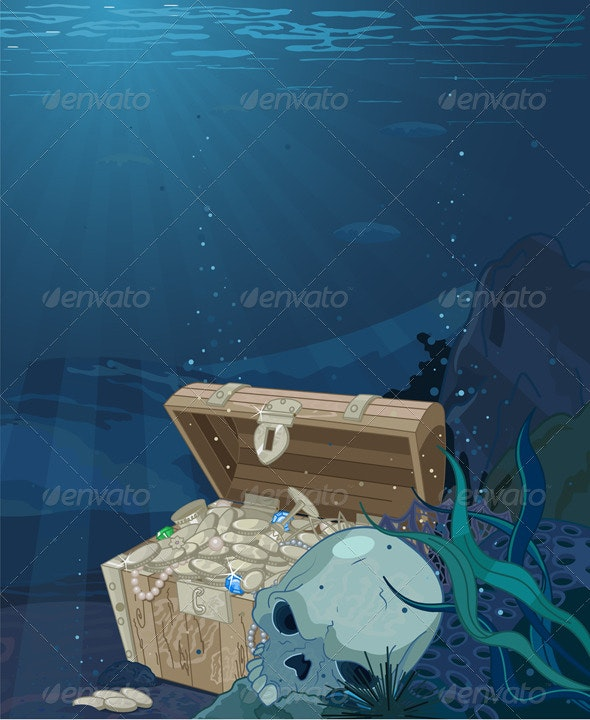 Fabulous Treasure - Backgrounds Business