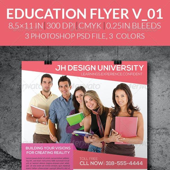 Education Flyer V_01