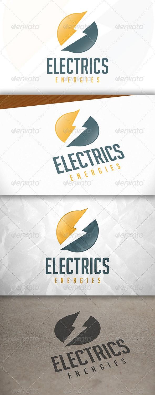 Electric Logo - Symbols Logo Templates