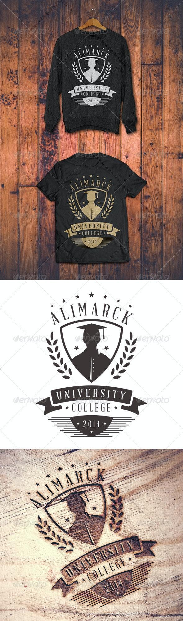 University T-shirt - Academic T-Shirts