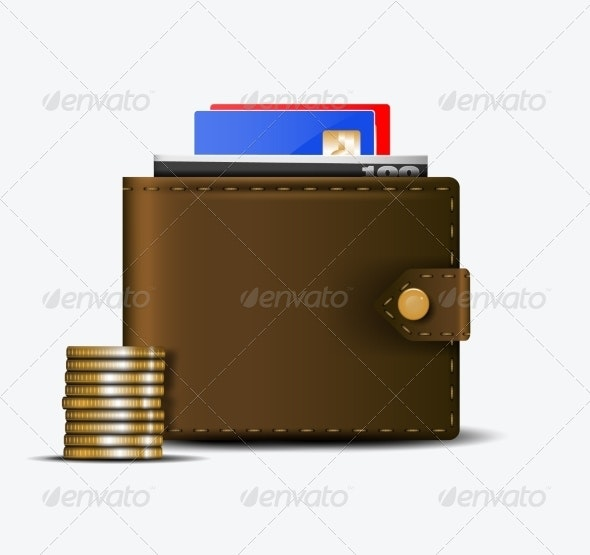 The Wallet - Objects Icons