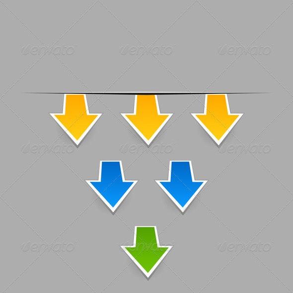 Arrow an icon4 - Miscellaneous Vectors
