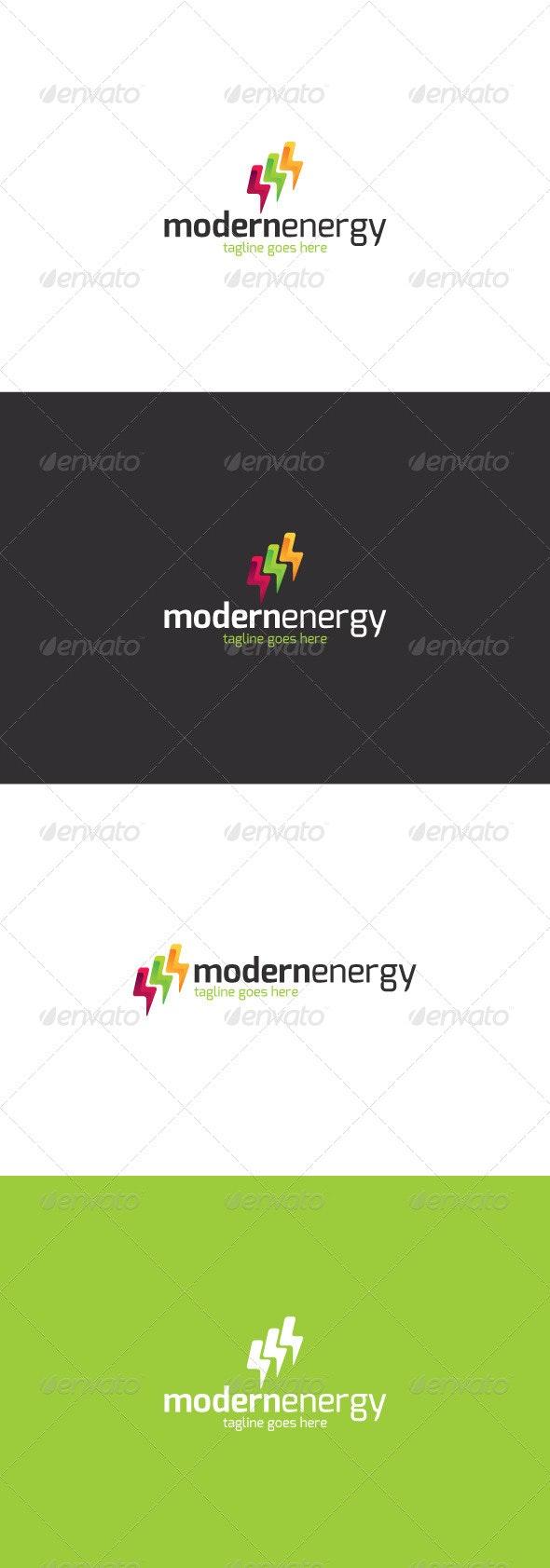 Modern Energy Logo