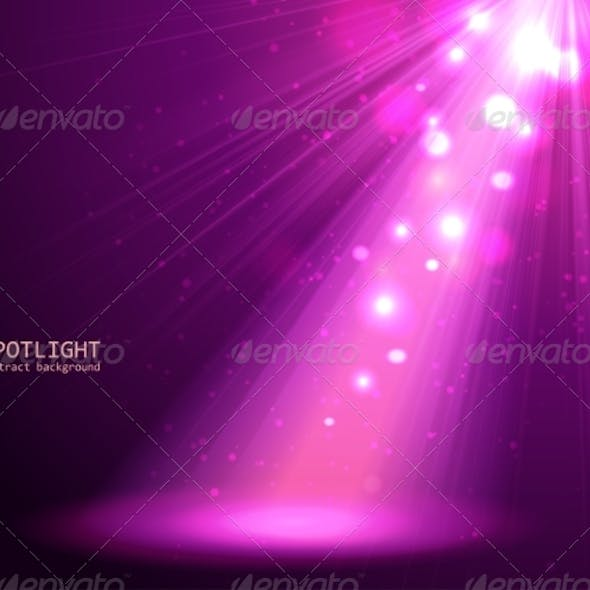 Concept Light Background