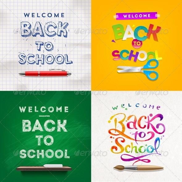 Back to School - Conceptual Vectors