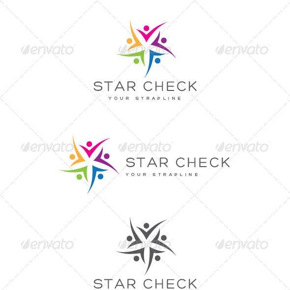 Star Check Logo