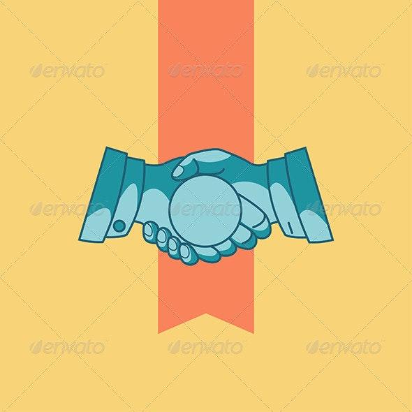 Handshake - Business Conceptual