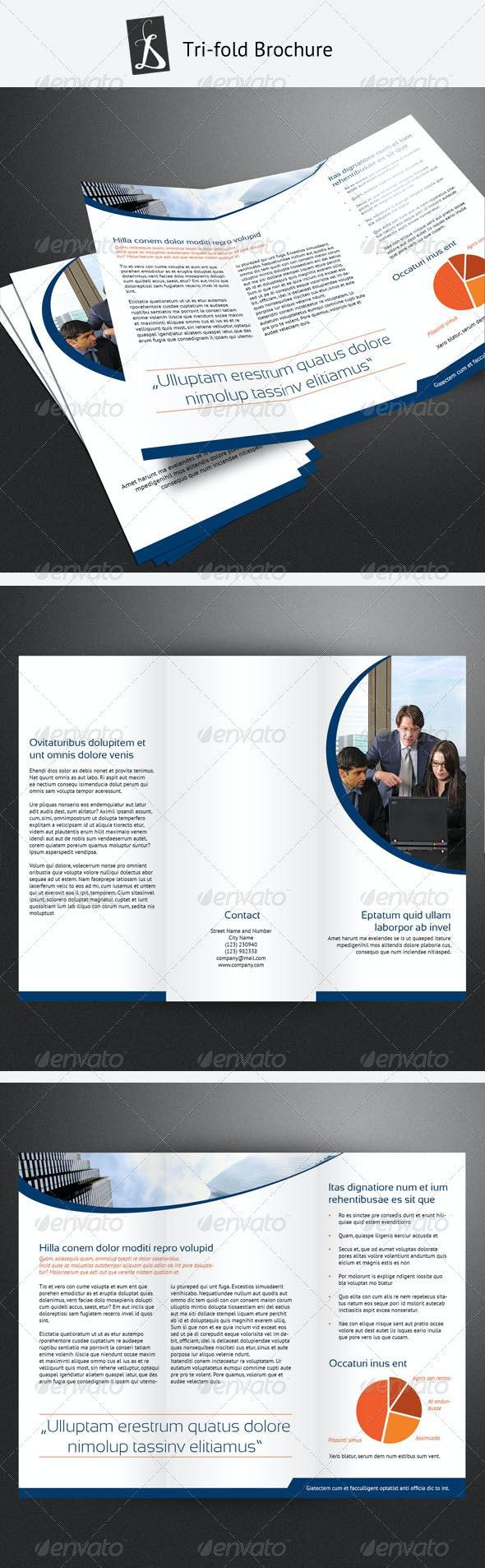 Tri-fold Brochure 1 - Corporate Brochures