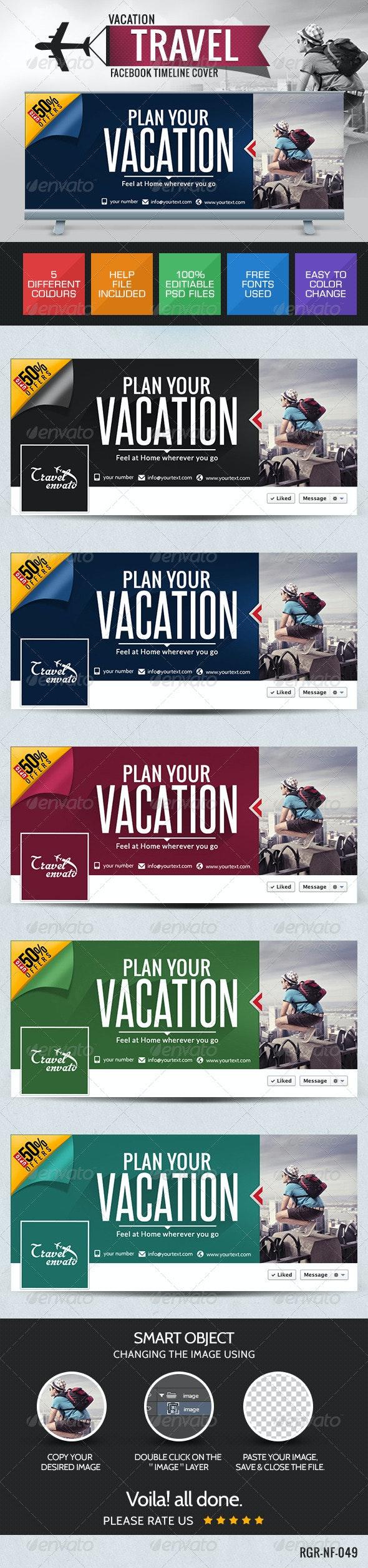 Travel Deals Facebook Cover - Facebook Timeline Covers Social Media