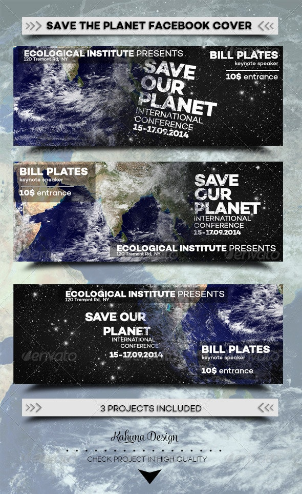 Ecological Earth Fb Cover - Facebook Timeline Covers Social Media