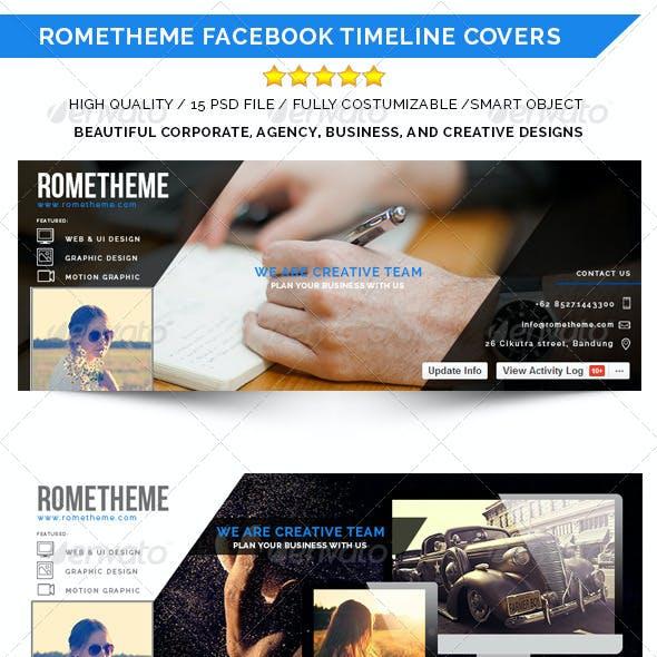 Rometheme Facebook Timeline Cover