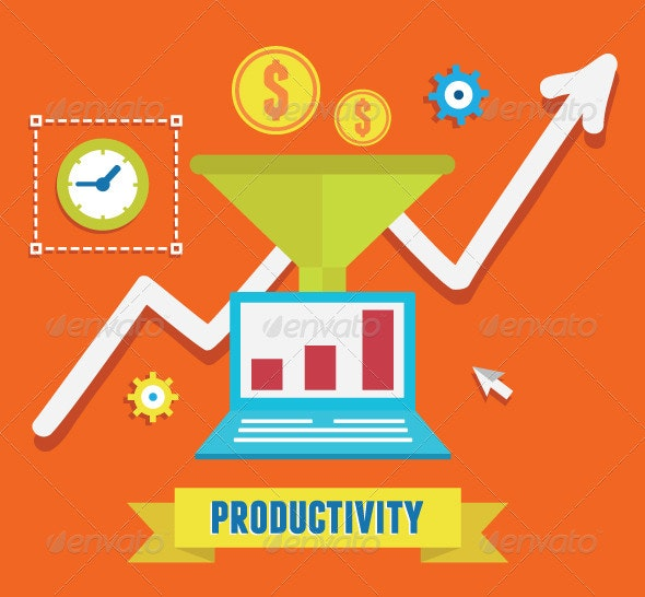 Concept of Productivity Business and Growth - Concepts Business