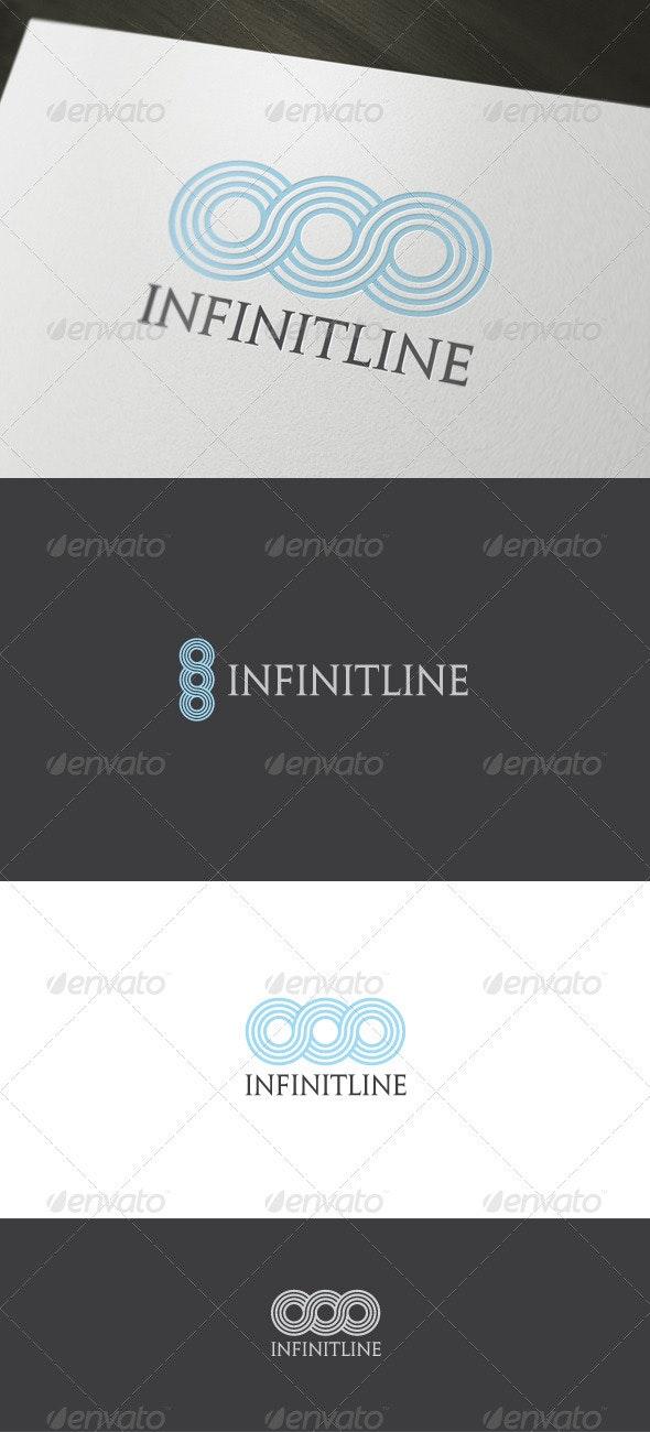 Infinit Line - Symbols Logo Templates