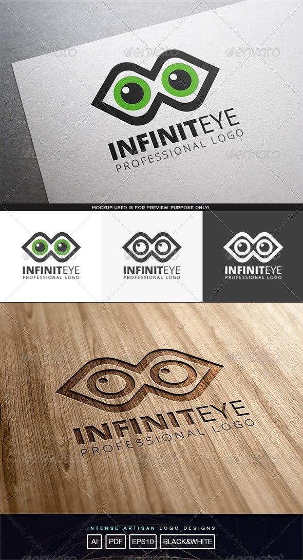 Infiniteye Logo Template - Symbols Logo Templates