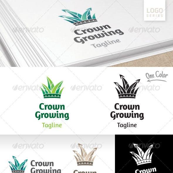 Crown Growing Logo