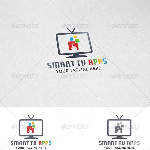 Smart TV Apps - Logo Templates