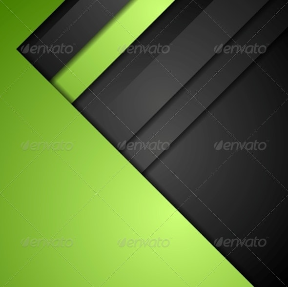 Abstract Bright Corporate Design - Abstract Conceptual