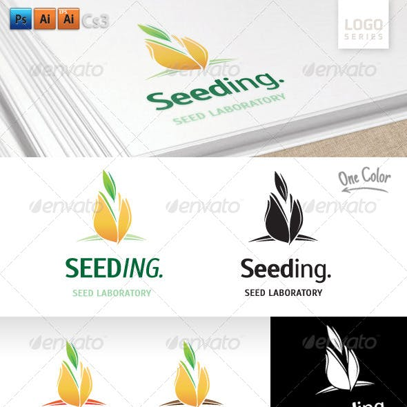 Seeding Logo