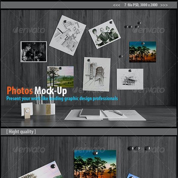 Photos Mockups
