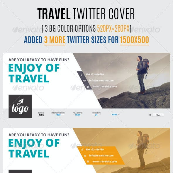 Travel Twitter Covers