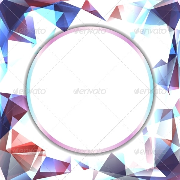 Polygon Background - Backgrounds Decorative