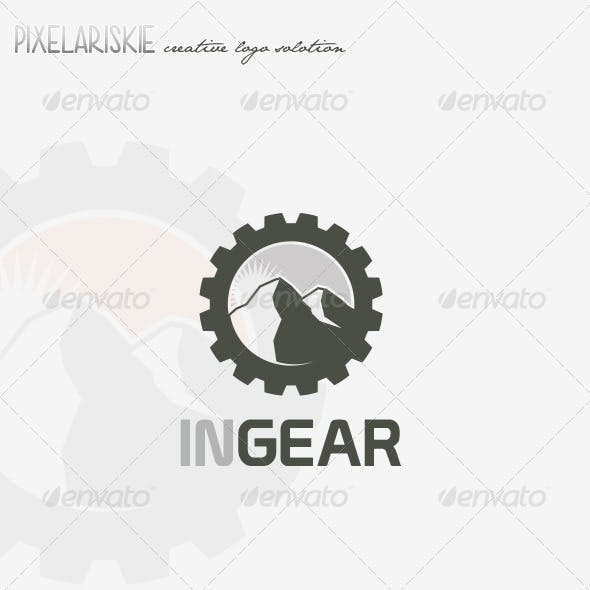 In Gear Logo