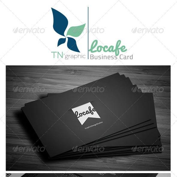 Locafe Business Card