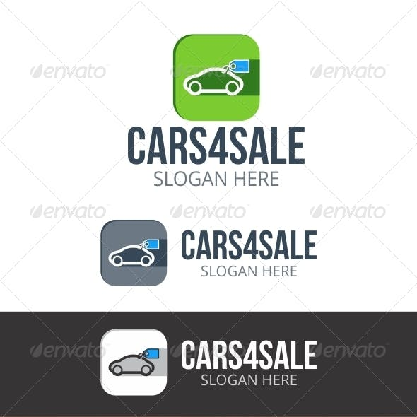 Cars 4 Sale Logo