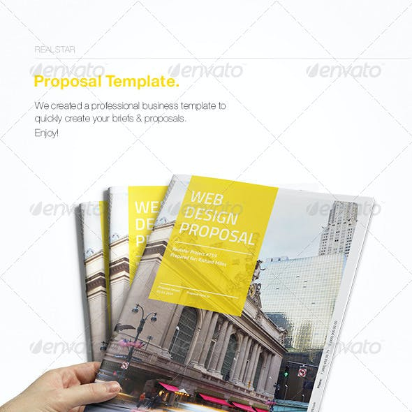 Proposal Template II